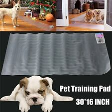 30x16'' Electronic Mat Pad Pet Training Dog Cat Barrier Repellent Shock Scat