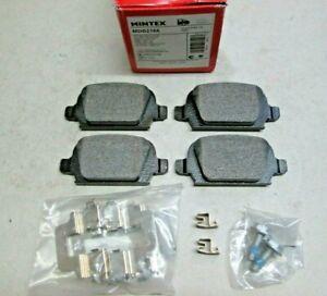 VAUXHALL Corsa II 1.4 1.8 16v 2000-06 Tigra Rear Brake Pads MDB2168 Mintex 96mm