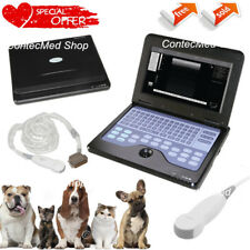 CONTEC Veterinary Ultrasound Scanner with 3.5M Micro-Convex Probe Dog/Cat/Pets