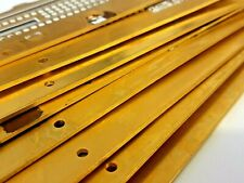"***GOLD** PLATE  ""TOP QUALITY**all sides FOR SCRAP GOLD recovery"