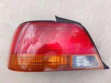 1996-98 Acura 3.5 RL Left Rear LR Driver Side QTR MTD OEM Brake Tail Light Lamp