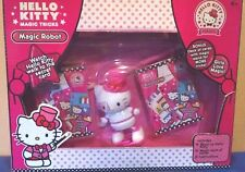 Hello Kitty Magic Robot Trick In Window Box (6 Pieces) Girls 4 yrs+ New 2013
