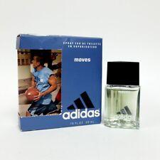 separation shoes 174c7 b56ec Adidas Moves For Men 0.75 oz Eau de Toilette Spray Travel Size