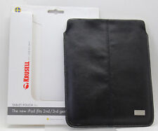 KRUSELL LunaTablet Pouch for the New iPAD 2nd and 3rd GEN