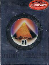 Stargate Kommando SG-1 The Beginning NEU OVP Sealed Hologram Deutsche Ausgabe