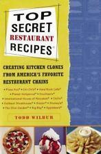 Top Secret Restaurant Recipes' Todd Wilbur Applebees' Cracker Barrel Chi-Chi