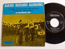 "THE DEUTSCHMEISTER BAND: Lili Marlène 7"" EP 1970 French press VISADISC 252"