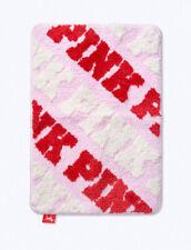 Victoria's Secret PINK Logo Bath Mat Plush Home Rug New