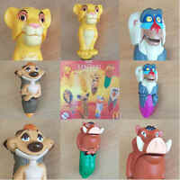 McDonalds Happy Meal Toy 2003 Disney Lion King Movie Finger Puppets - Various