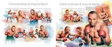 Boxeo Jersey Joe Walcott Deportes Togo MNH Juego de Sellos