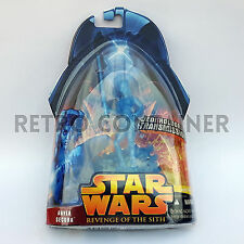 STAR WARS Kenner Hasbro Action Figure - EP III ROTS - Aayla Secura (Hologram)