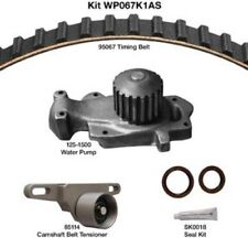 Engine Timing Belt Kit with Water Pump-Water Pump Kit with Seals Dayco Wp067K1As (Fits: Lynx)