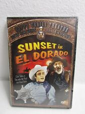 Roy Rogers Happy Trails Theatre Sunset in El Dorado Dale Evans New Sealed