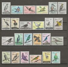 More details for angola 1951 sg 458/81 mnh cat £500