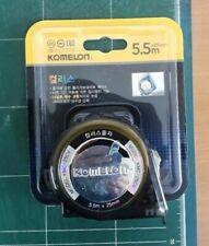Komelon Colors Tape Measure 5.5m x 25mm KMC-25CV Metric kor