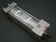 Sheffer Hydraulic Pneumatic Cylinder 101305-1 3 1/4A C 6 Used But Good Free Ship