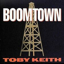 NEW * Boomtown by Toby Keith