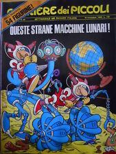 Corriere dei Piccoli 46 1969 con inserto Figurine  - I Puffi alla riscossa [C17]