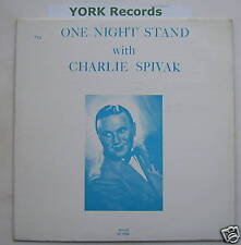 Charlie SPIVAK-One Night Stand-ex con LP RECORD