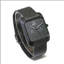 Obaku Harmony señores reloj de pulsera V 134 gbbmb 2 milanaiseband