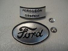 NEW Hood Emblem Set for Ford 9N 2N Farm Antique Tractor 2N16600A