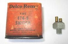 1936-1940 Buick Brake Light Switch. NOS. OEM #1316600, 1290981, 476-S