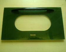 Baumatic,Teka main oven green outer door glass and door handle 595mm x 330mm