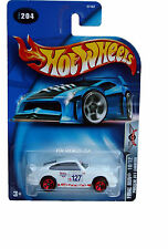 2003 Hot Wheels #204 Final Run Porsche 911 Carrera 0714 card