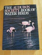 The Audubon Society book of water birds hardcover