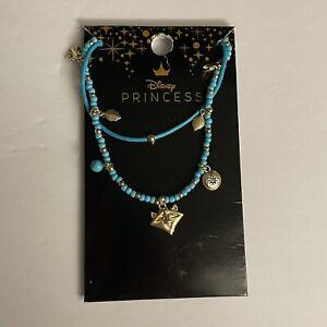 16 Paprika Turquoise POCHAHANTAS Blades necklace Disney Collection