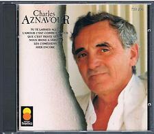 CHARLES AZNAVOUR OMONIMO SAME ST CD F.C.