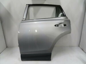 18 Toyota Rav4 #1142 Door Shell, Rear Left