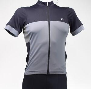 Pearl Izumi 2017 Elite Escape Bike Cycling Jersey Black/Smoked Pearl - Small
