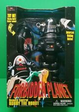 1999 Trendmasters Forbidden Planet Remote Control Robby The Robot Vintage New!!