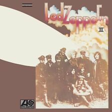 Led Zeppelin II NEW SEALED 180g Vinyl, gatefold Whole Lotta Love
