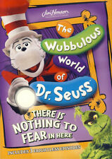 THE WUBBULOUS OF DR. SEUSS - THERE IS NOTHING TO FEAR IN HERE (DVD)