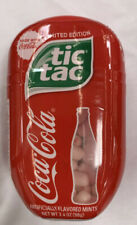 1 Brand New Coca Cola Flavored Tic Tac 3.4 oz/200 Count LIMITED EDITION Fastship