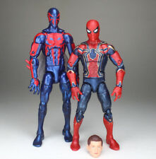 Marvel Legends Avengers Infinity War 2099 Spiderman Iron Spider Tom Holland Fig