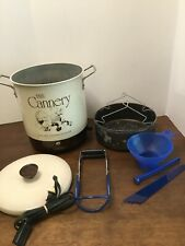 VINTAGE NESCO by EMPIRE THE CANNERY Electric Canner Steamer