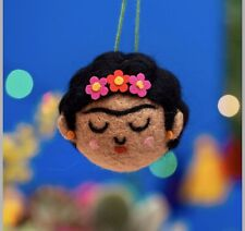 Sass & Belle Frida Felt Hanging Christmas Decoration