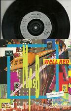 "Well Red - M.F.S.B. (1988) UK 7"" + Promo Str"