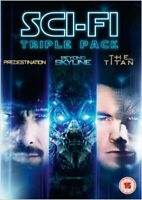 Nuovo Predestination/Beyond Skyline/ The Titan DVD (SIG651)