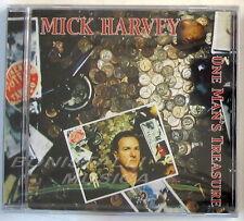 MICK HARVEY - ONE MAN'S TREASURE - CD Sigillato