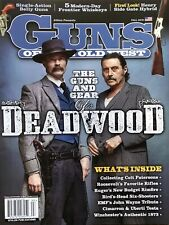 GUNS OF THE OLD WEST 2019 DEADWOOD THE GUNS AND GEAR MAGAZINE BRAND NEW