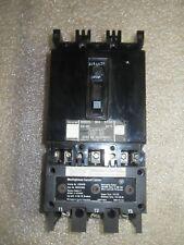 (N1-2-7) 1 USED WESTINGHOUSE FB3060L CIRCUIT BREAKER W/ LFB3070R CURRENT LIMITER
