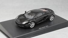 Autoart McLaren MP4-12C 12C in Black 2011 56005 1/43 NEW