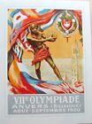 Olympics Anvers Belgique 1920 Poster 12x16 Brand New