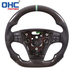 100% Real Carbon Fiber Steering Wheel for Volvo S40 S60 V40 V80 Honey comb