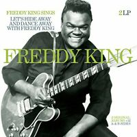 Freddy King - Freddy King Sings/ Let's Hide Away And Dance Away With Freddie ...