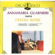 Anna Maria Guarnieri LP Vinyl Märchen Achterbahn / Gli Oscar Der Disco Neu
